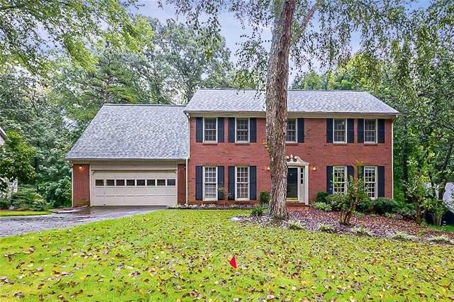 705 Springview Court, Roswell, GA 30076 (MLS #6948120) :: North Atlanta Home Team