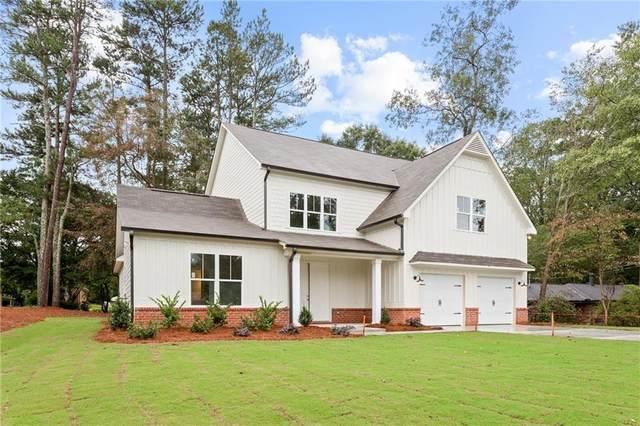 928 Roanoke Drive, Marietta, GA 30066 (MLS #6948127) :: Charlie Ballard Real Estate