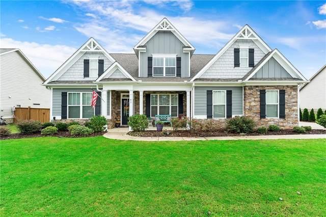 41 Stately Oaks Drive SE, Cartersville, GA 30120 (MLS #6948161) :: Morgan Reed Realty