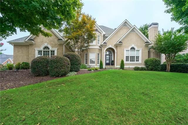 2754 Riderwood Lane NE, Marietta, GA 30062 (MLS #6948165) :: The Kroupa Team | Berkshire Hathaway HomeServices Georgia Properties