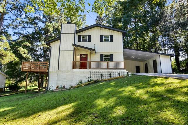 4670 Bedford Place, Douglasville, GA 30135 (MLS #6948182) :: Path & Post Real Estate