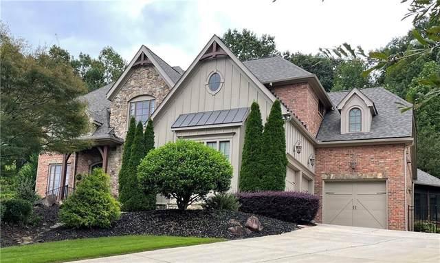 720 Creekside Bnd, Alpharetta, GA 30004 (MLS #6948204) :: Lantern Real Estate Group