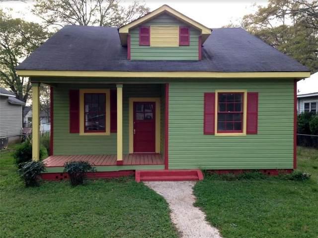 7 Akron Street, Cartersville, GA 30120 (MLS #6948212) :: Morgan Reed Realty