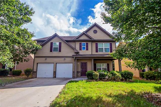 5069 Manning Drive, Douglasville, GA 30135 (MLS #6948213) :: Path & Post Real Estate
