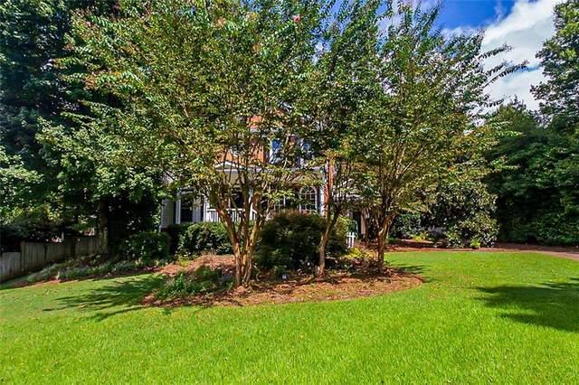 3689 Bellegrove Ridge, Marietta, GA 30062 (MLS #6948214) :: The Kroupa Team | Berkshire Hathaway HomeServices Georgia Properties