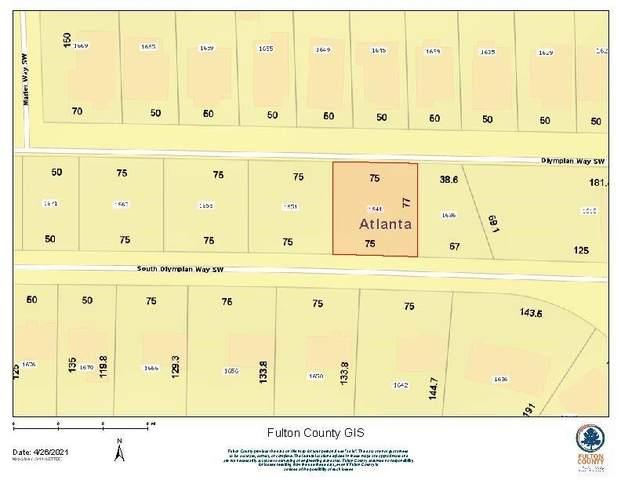 1641 S Olympian Way, Atlanta, GA 30310 (MLS #6948220) :: The Hinsons - Mike Hinson & Harriet Hinson