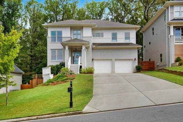 2902 Silver Hill Terrace SE, Atlanta, GA 30316 (MLS #6948242) :: Dawn & Amy Real Estate Team