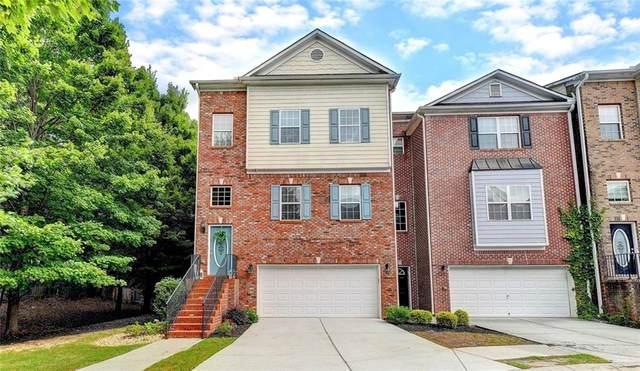 3456 Lockmed Drive, Peachtree Corners, GA 30092 (MLS #6948249) :: Charlie Ballard Real Estate