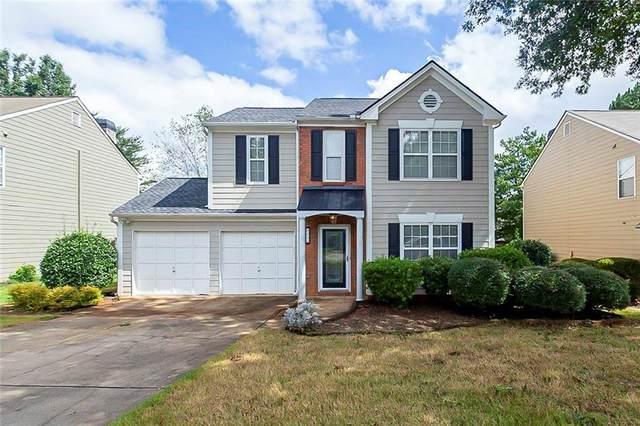 4252 Brighton Way NW, Kennesaw, GA 30144 (MLS #6948250) :: North Atlanta Home Team