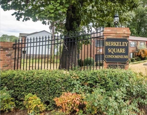 2425 Lawrenceville Highway #4, Decatur, GA 30033 (MLS #6948253) :: Charlie Ballard Real Estate