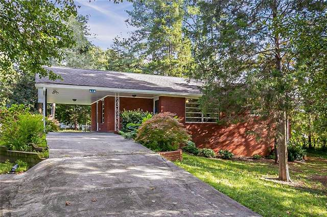 679 Forest Ridge Drive SE, Marietta, GA 30067 (MLS #6948257) :: Maria Sims Group