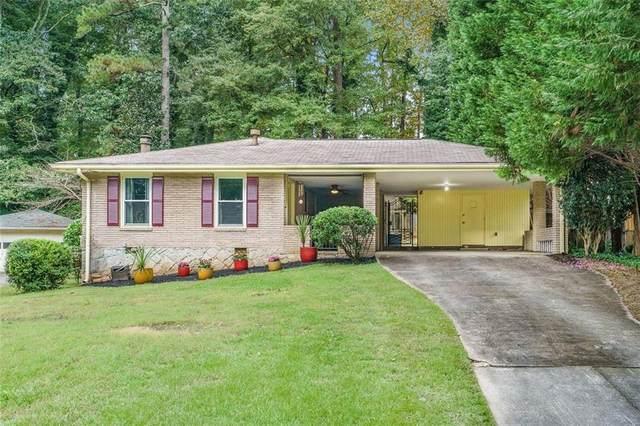 1220 Blueberry Trail, Decatur, GA 30033 (MLS #6948260) :: North Atlanta Home Team