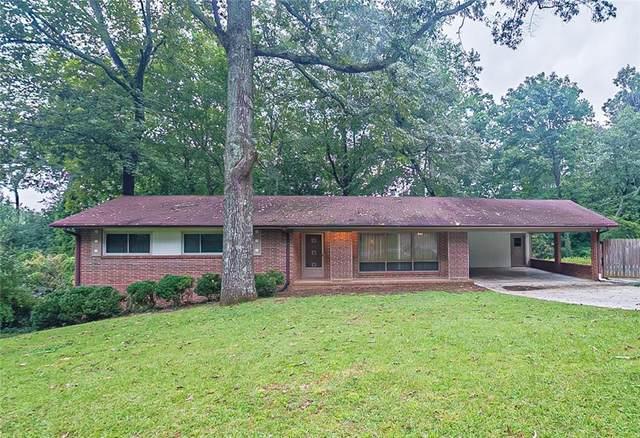 4984 Doby Lane, Austell, GA 30106 (MLS #6948264) :: Lantern Real Estate Group