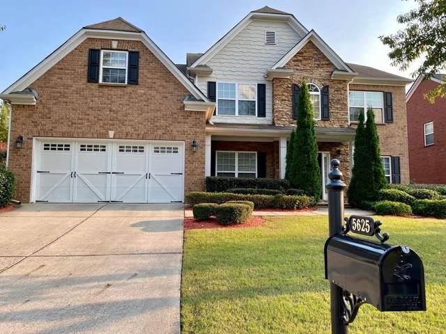 5625 Hastings Terrace, Alpharetta, GA 30005 (MLS #6948295) :: North Atlanta Home Team