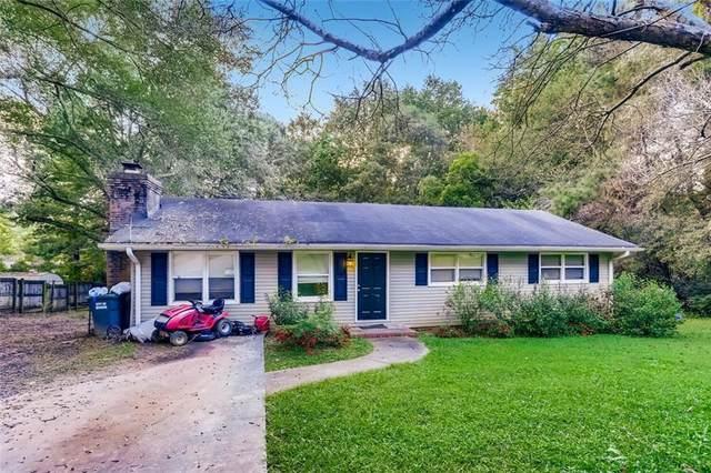 443 Sweetgum Drive, Monroe, GA 30656 (MLS #6948299) :: The Kroupa Team | Berkshire Hathaway HomeServices Georgia Properties