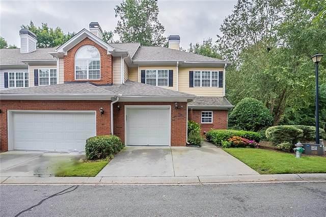 42 Hall Manor, Alpharetta, GA 30022 (MLS #6948301) :: North Atlanta Home Team