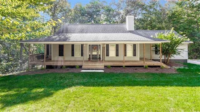8265 Ottley Road, Douglasville, GA 30135 (MLS #6948306) :: Path & Post Real Estate