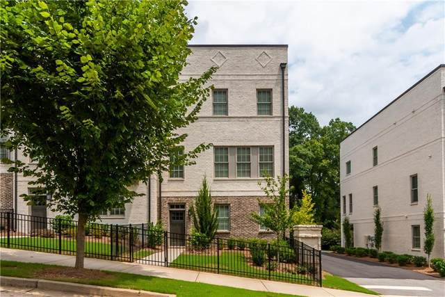 6077 Boylston Drive #11, Atlanta, GA 30328 (MLS #6948315) :: The Realty Queen & Team