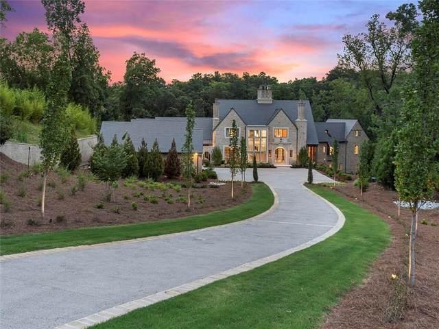 4725 Northside Drive, Atlanta, GA 30327 (MLS #6948316) :: North Atlanta Home Team