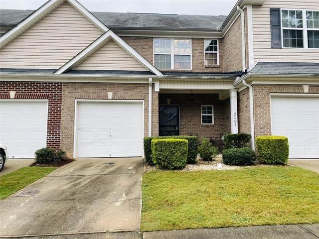 2555 Flat Shoals Road #2403, Atlanta, GA 30349 (MLS #6948317) :: Morgan Reed Realty