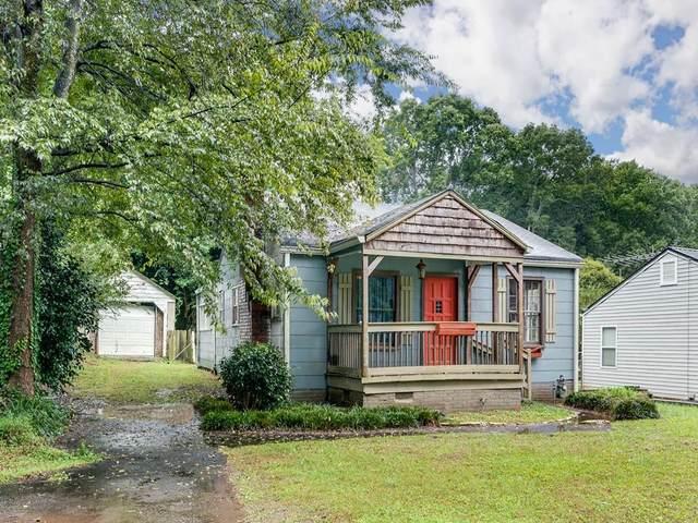 1476 Elizabeth Lane, East Point, GA 30344 (MLS #6948325) :: Kennesaw Life Real Estate