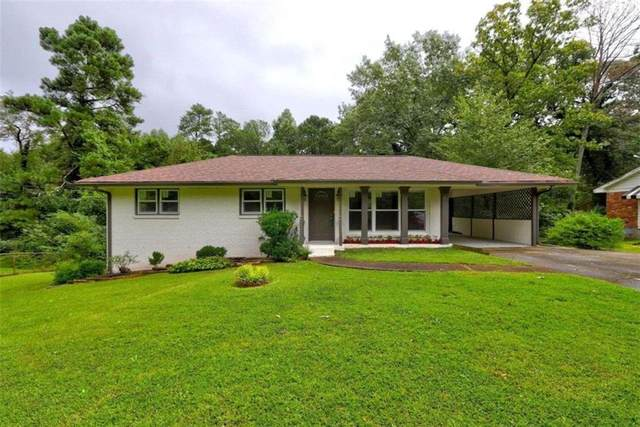 4347 Chelou Drive, Austell, GA 30106 (MLS #6948330) :: The Realty Queen & Team