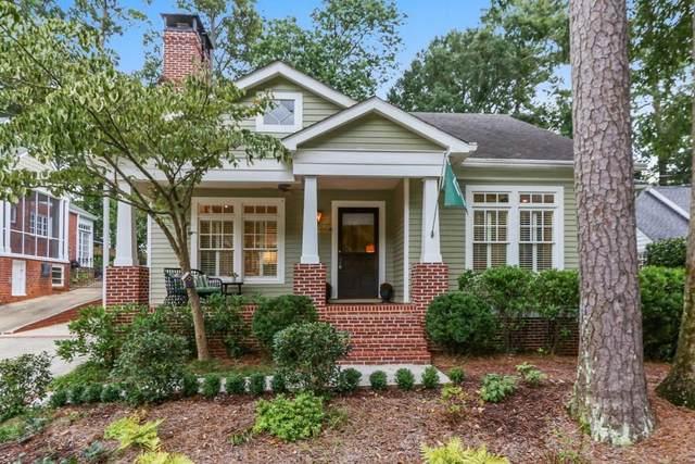 2219 Stephen Long Drive NE, Atlanta, GA 30305 (MLS #6948354) :: North Atlanta Home Team