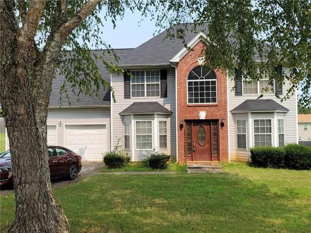 723 Overlook Crest, Monroe, GA 30655 (MLS #6948355) :: Path & Post Real Estate