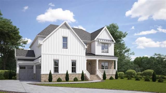 595 Mabry Road, Atlanta, GA 30328 (MLS #6948357) :: Scott Fine Homes at Keller Williams First Atlanta