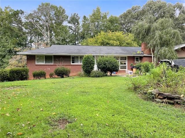 6116 Pisgah Road SW, Mableton, GA 30126 (MLS #6948358) :: Path & Post Real Estate
