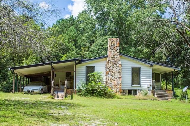 1262 Hickory Road, Canton, GA 30115 (MLS #6948392) :: Atlanta Communities Real Estate Brokerage