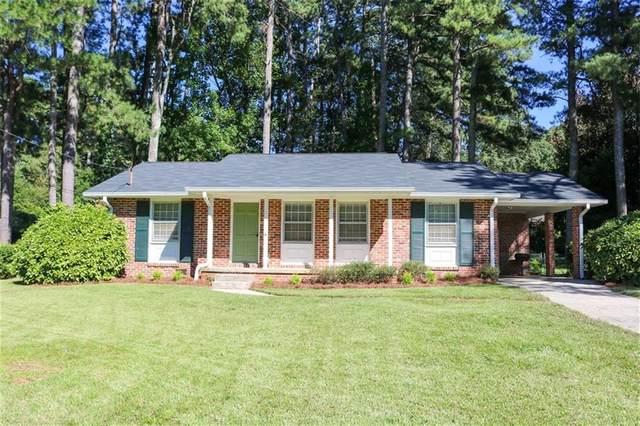 2506 Joiner Court, Decatur, GA 30033 (MLS #6948407) :: Scott Fine Homes at Keller Williams First Atlanta