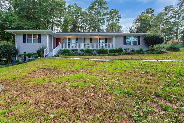 2554 Amalfi Drive, Conyers, GA 30012 (MLS #6948411) :: North Atlanta Home Team