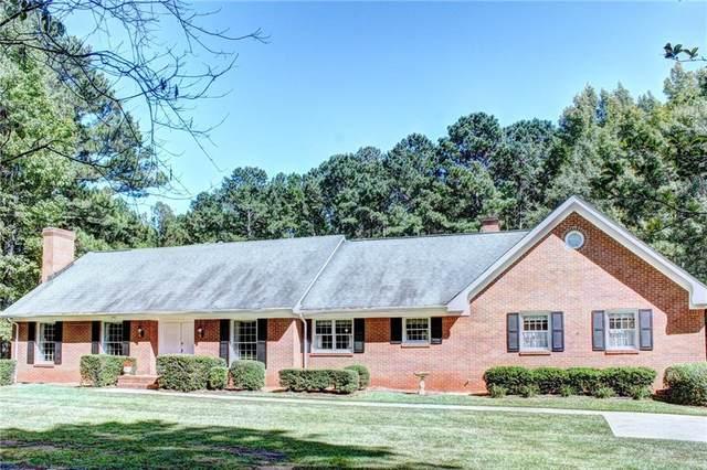 550 Cedar Ridge Road, Monroe, GA 30656 (MLS #6948417) :: The Kroupa Team | Berkshire Hathaway HomeServices Georgia Properties