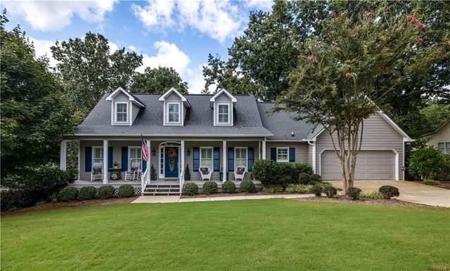 32 Ridgeview Drive, SE, Silver Creek, GA 30173 (MLS #6948423) :: The Kroupa Team   Berkshire Hathaway HomeServices Georgia Properties