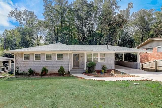 3489 Tulip Drive, Decatur, GA 30032 (MLS #6948433) :: North Atlanta Home Team