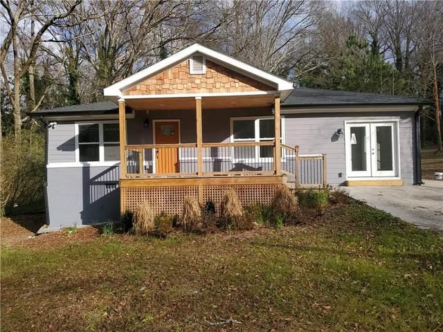 671 S Eugenia Place NW, Atlanta, GA 30318 (MLS #6948438) :: North Atlanta Home Team