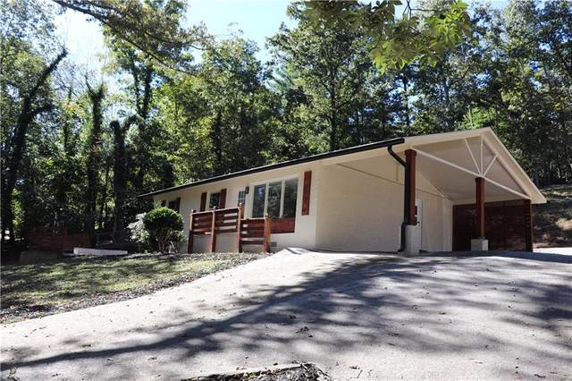 372 Oakland Drive, Gainesville, GA 30501 (MLS #6948442) :: North Atlanta Home Team