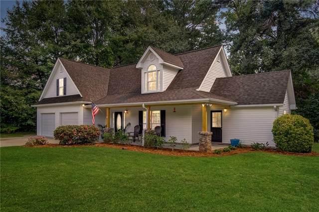 159 Sequoyah Circle, Canton, GA 30115 (MLS #6948458) :: North Atlanta Home Team