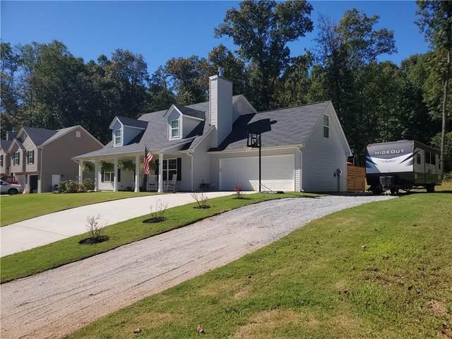 5632 Deerberry Lane, Gillsville, GA 30543 (MLS #6948461) :: The Hinsons - Mike Hinson & Harriet Hinson