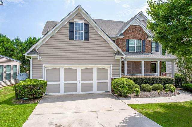 4598 Woodgate Hill Trail, Snellville, GA 30039 (MLS #6948469) :: Maria Sims Group