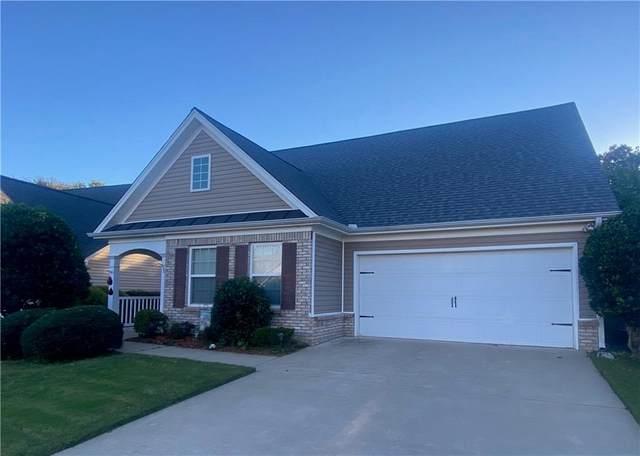 117 Village Drive, Canton, GA 30114 (MLS #6948486) :: Morgan Reed Realty