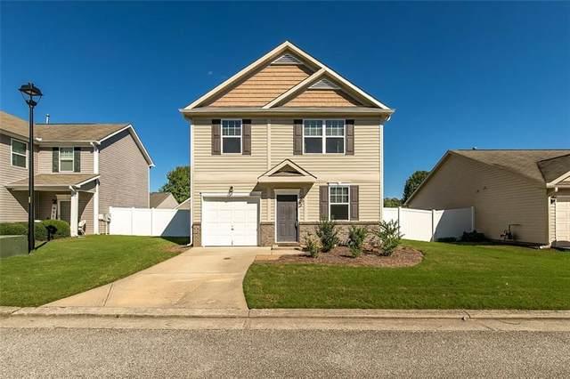 37 Hill Side Way, Hiram, GA 30141 (MLS #6948492) :: Path & Post Real Estate