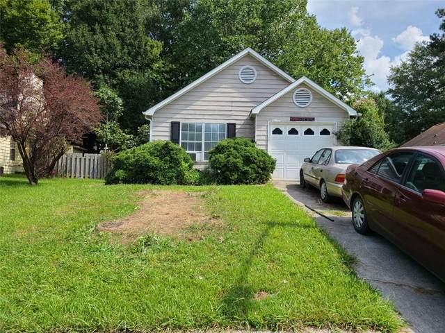 1482 Fall Creek Trace N, Douglasville, GA 30134 (MLS #6948494) :: Path & Post Real Estate