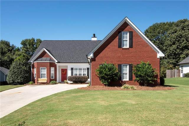 3195 Plantation Run Drive, Loganville, GA 30052 (MLS #6948547) :: North Atlanta Home Team