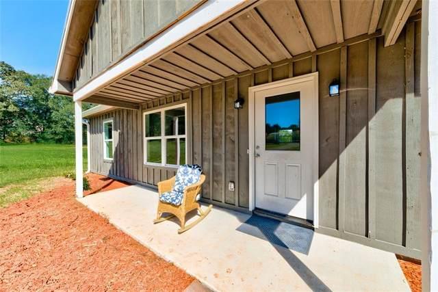 332 Mcfarlin Boulevard, Carnesville, GA 30521 (MLS #6948571) :: Lantern Real Estate Group
