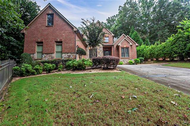 2717 Clearwater Springs Drive, Buford, GA 30519 (MLS #6948573) :: The North Georgia Group