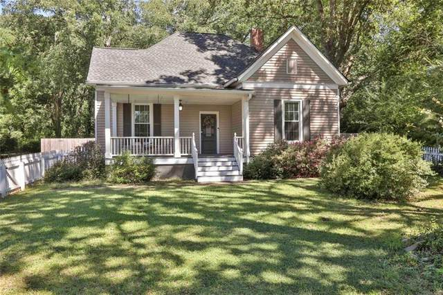 92 Fayetteville Road, Fairburn, GA 30213 (MLS #6948589) :: Path & Post Real Estate