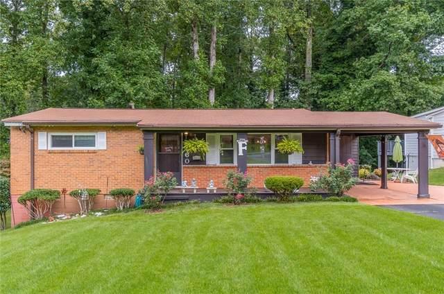 3160 Flamingo Drive, Decatur, GA 30033 (MLS #6948590) :: Scott Fine Homes at Keller Williams First Atlanta