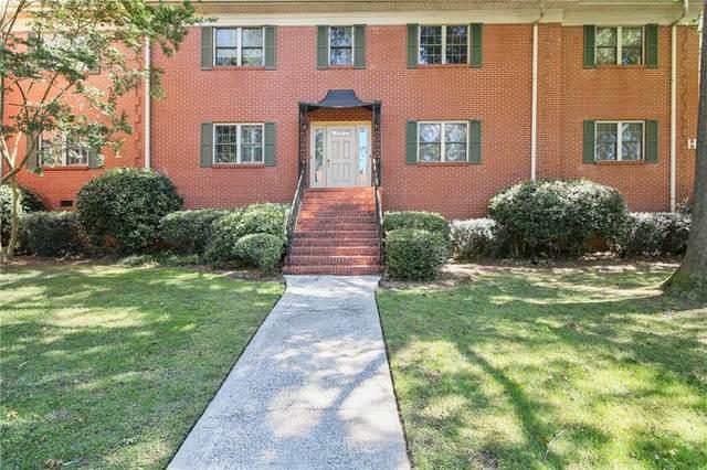 430 Lindbergh Drive NE H2, Atlanta, GA 30305 (MLS #6948598) :: Tonda Booker Real Estate Sales